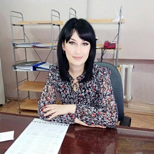 Лысогор Наталья Евгеньевна