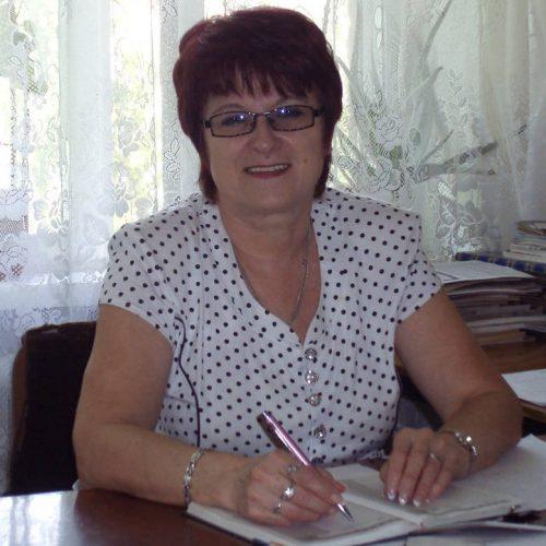 Олейник Галина Владимировна